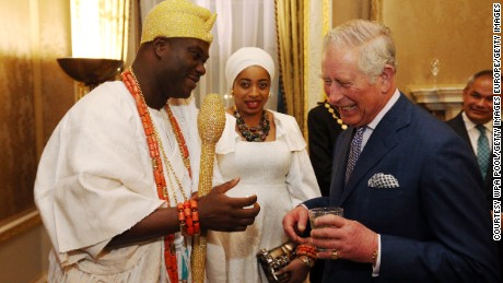 Related: Ooni of Ife: 'We will tell our stories ourselves'