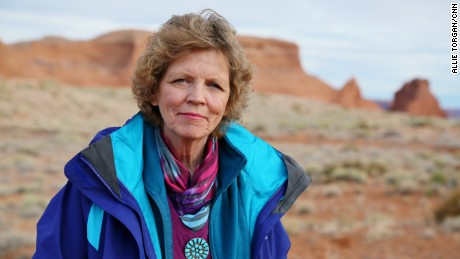 Linda Myers' team has ramped up efforts to bring lifesaving help to Navajo elders during the pandemic.