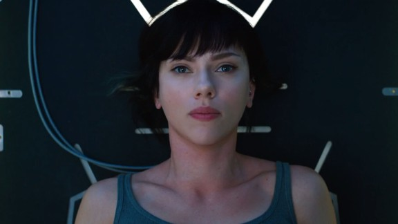 """""""Ghost in the Shell"""" is another live action adaptation of a Japanese project which was accused of """"whitewashing"""" with its casting of  Scarlett Johansson as the lead character."""