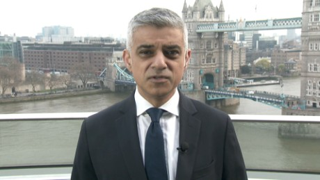 Timeline: How Trump's relationship with the London mayor grew so heated
