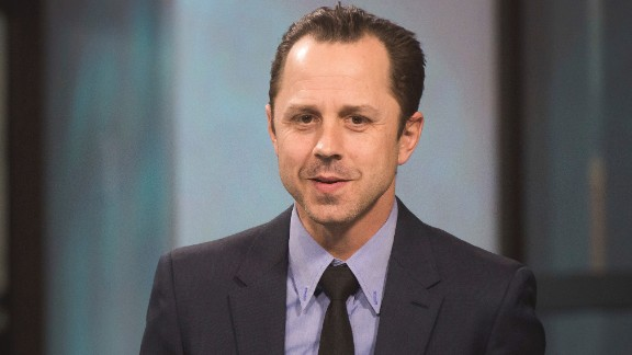 """When asked about his Scientology faith, actor Giovanni Ribisi said, """"It's a personal thing, it's something that works for me, and I think it's that simple."""""""
