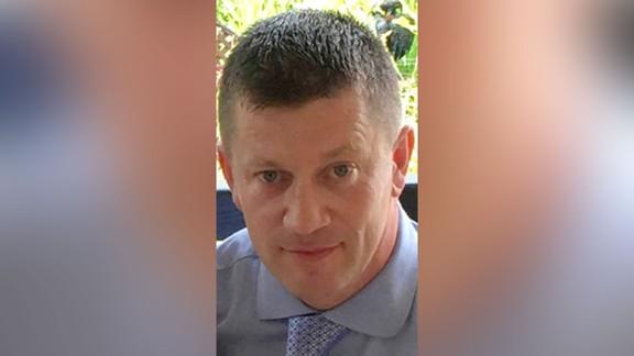 Police officer Keith Palmer