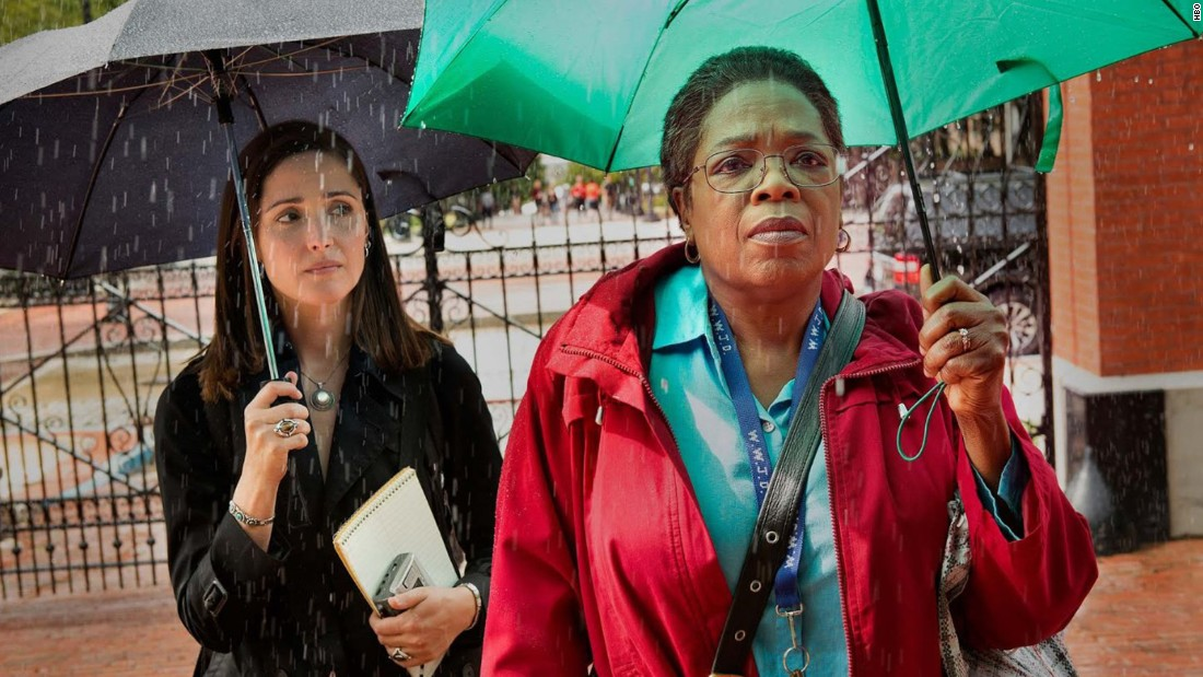 "<strong>""The Immortal Life of Henrietta Lacks""</strong> : Rose Byrne and Oprah Winfrey star in this drama based on the best-selling nonfiction book about a woman whose cells are still being used in medical research. <strong>(HBO Now)</strong>"