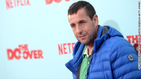 Adam Sandler is returning to 'SNL' to host for the first time