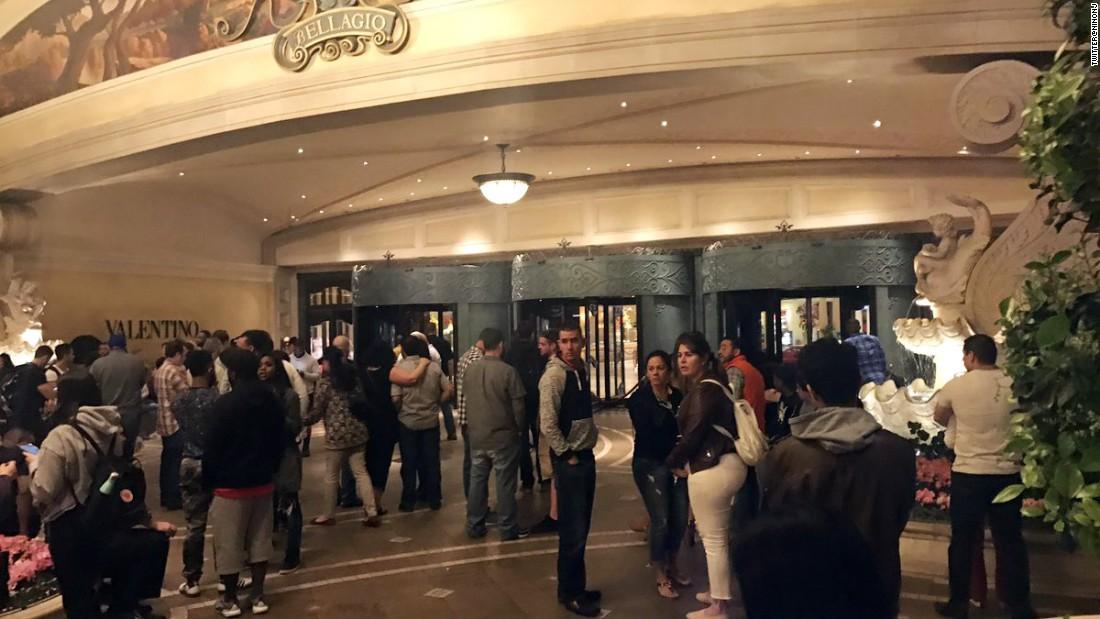 Bellagio Heist Pig Masked Man Among Burglars To Hit Las Vegas