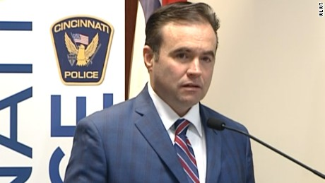 "Cincinnati Mayor John Cranley said his city is now one more community struck by ""unacceptable"" gun violence"