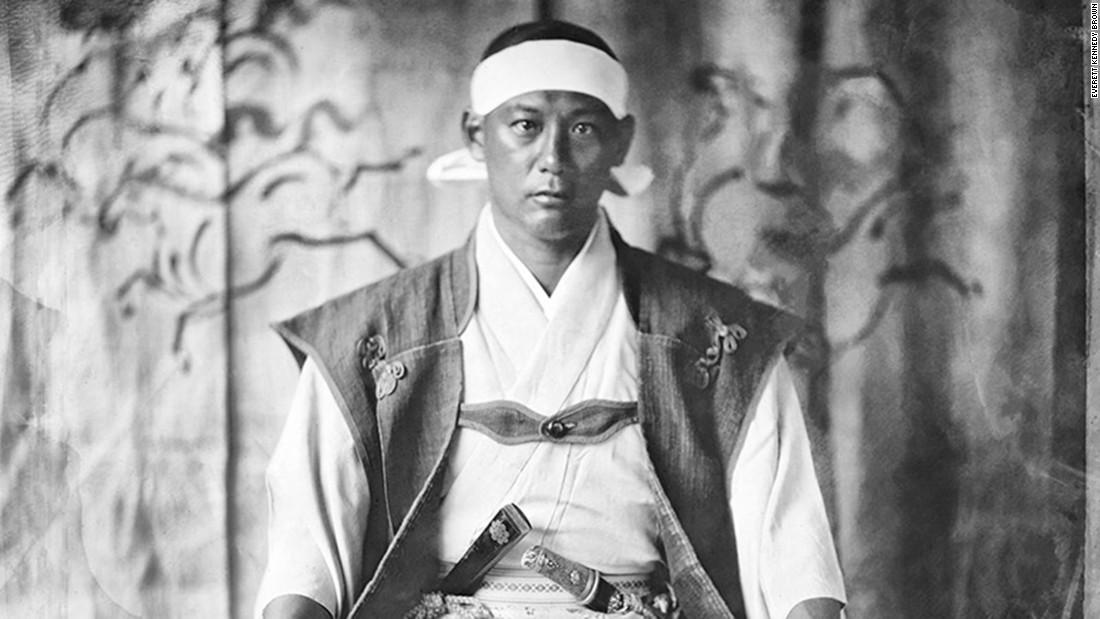 Japan's modern-day samurai
