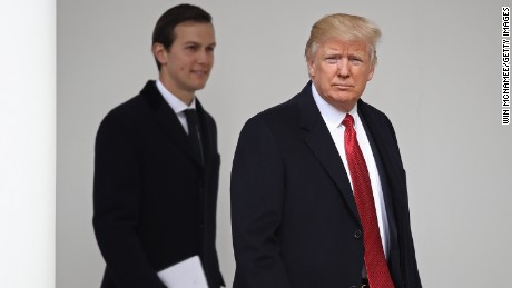 Source: Kushner meeting with Russian bank exec was effort to 'engage with' Russia