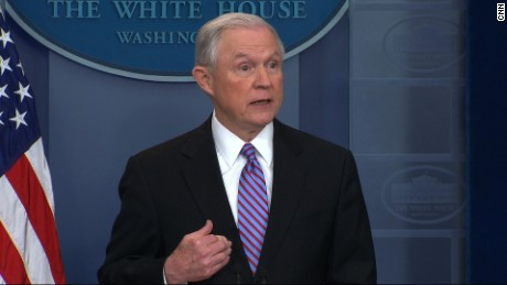 Sessions: No fed grants for sanctuary cities