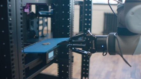 3D printers + robots = manufacturing's future?