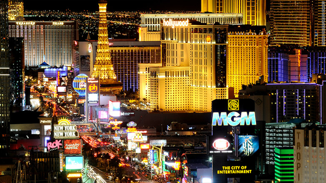 Las vegas strip fun facts