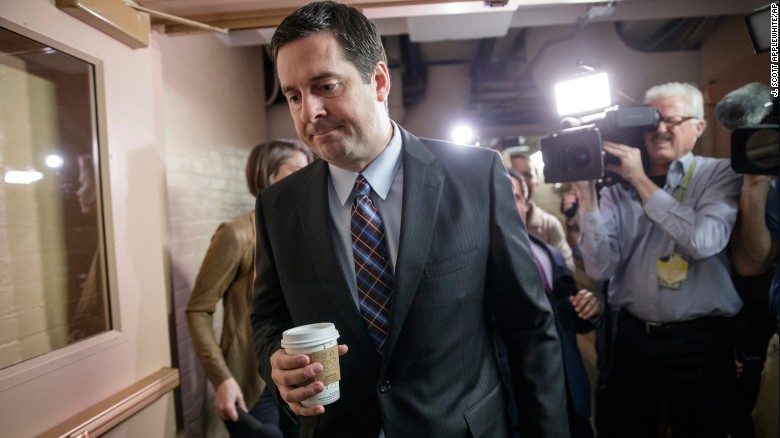 Who is Devin Nunes?