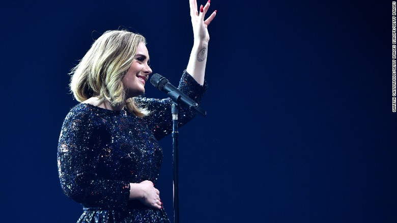 Adele tells fans tour may be her last
