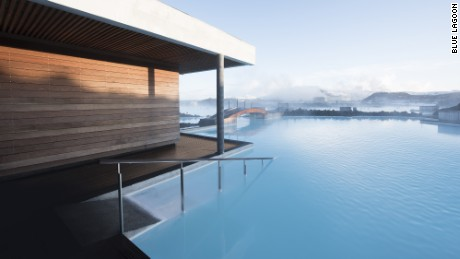 Iceland's Blue Lagoon unveils cool new luxury hotel