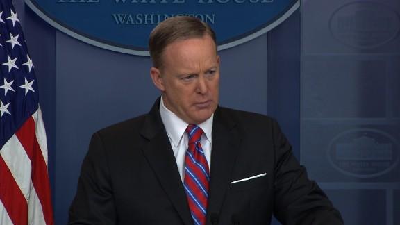 Sean Spicer Yates testimony