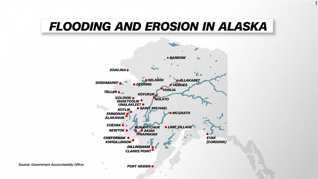 Shishmaref, Alaska: Tragedy of a village built on ice - CNN