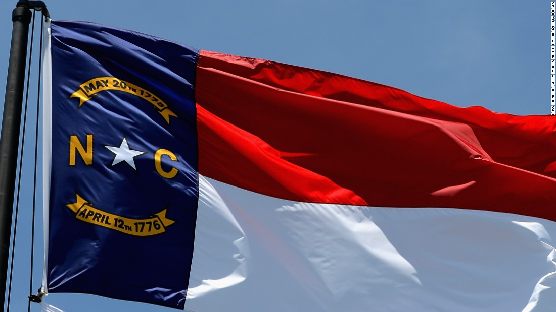 North Carolina's the only state with a law that says once a sexual act begins, you can't withdraw consent
