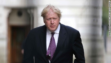 Boris Johnson is on his first visit to New Zealand as the UK seeks to improve its international ties.