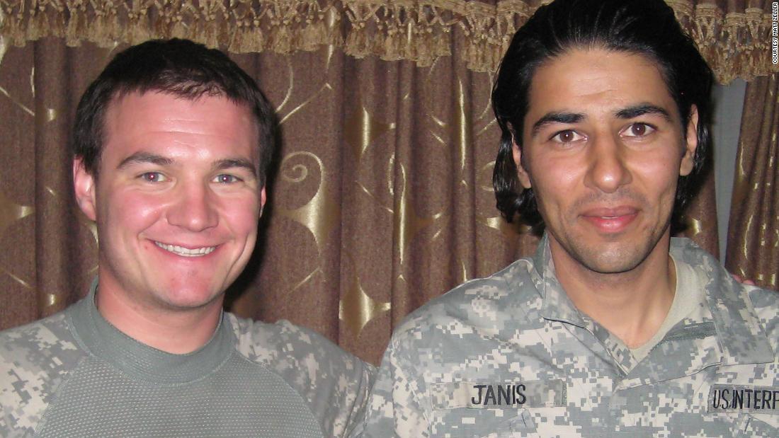 Afghan Translator Who Saved Us Lives and Helped Fellow Translators Escape Danger Becomes a Us Citizen