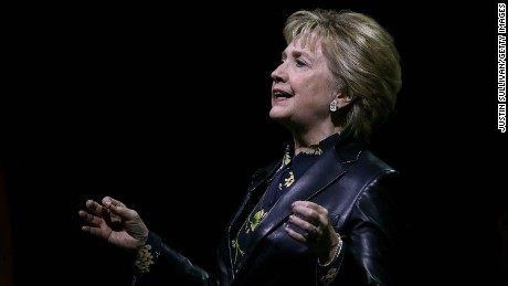 Clinton airs grievances against friends and foes