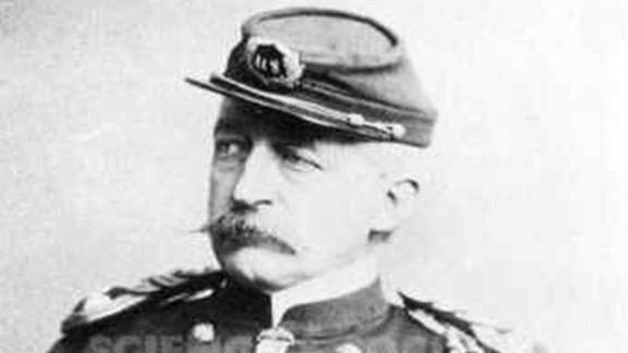 Col. George Edward Goraud.