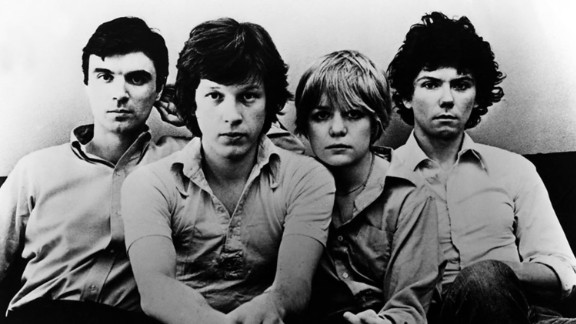The Talking Heads.