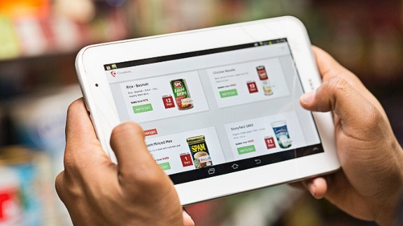 The app connects supermarkets to NGOs and low-income earners, allowing them to purchase leftover food that is near the end of its shelf life at a discounted rate. Food that would normally be wasted is instead sold at a discount to those in need.