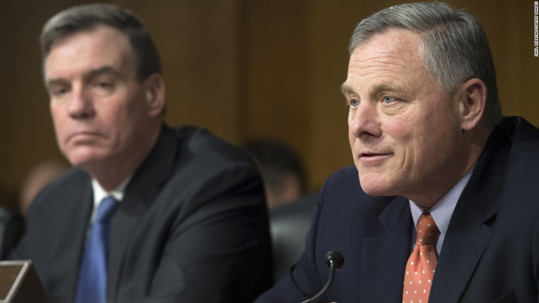 Silicon Valley may have done 'bare minimum' to help Russia investigation, Senate Intel Committee told