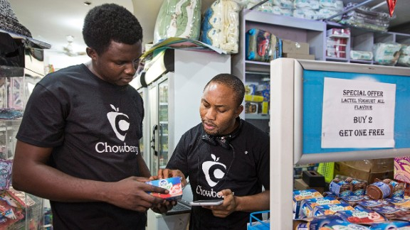 Last year Chowberry ran a successful pilot scheme and is now functional in Lagos and Abuja, with 20 local retailers on board and three NGO