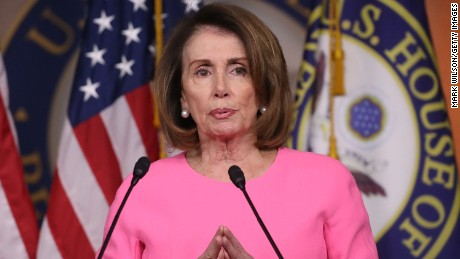 Pelosi: Government funding bill still has '70 poison pills'