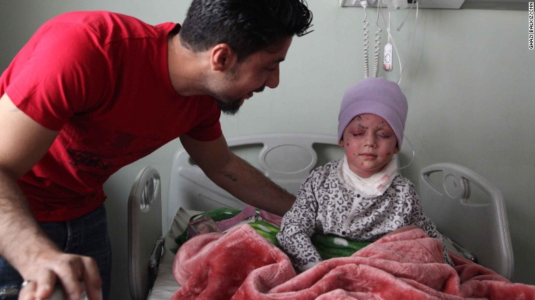 Mosul survivor: Death is better than this life