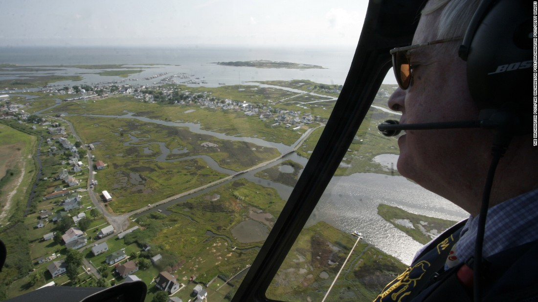 """I met Dr. David Nichols in late 2009,"" remembers <a href=""http://edition.cnn.com/profiles/oren-liebermann"">Liebermann</a>. ""I set out to do a story about a pilot who flies to Tangier Island -- a tiny island in the middle of the Chesapeake Bay -- to treat the patients there. I quickly realized Dr. Nichols is far more than that.""<br /><br />Dr. Nichols died a year later in 2010 after a battle with cancer, but his legacy in medicine is remarkable. He served the island's community (numbered in the hundreds) for 31 years. Working for the large part of his career from an old clinic on Tangier in a state of disrepair, it was replaced with the David B. Nichols Health Center, a state of the art facility, months before his death.<br /><br />""On a personal level, he brought healthcare to a population that desperately needed it,"" adds Liebermann. ""He was named Country Doctor of the Year in 2006. Dr. Nichols gave of himself generously and unfailingly, without expecting anything in return. He focused on improving the lives of those around him, and, as a consequence, I believe he made the world a better place."""