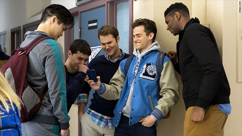 """Responding to concerns over the possible impact on vulnerable viewers of """"13 reasons Why,"""" Netflix said it """"had a responsibility to support these important discussions."""""""