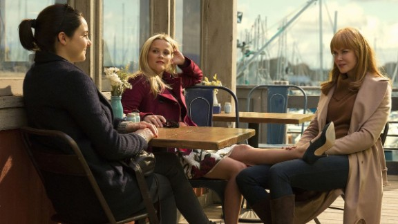 "Best miniseries or television film: ""Big Little Lies"""