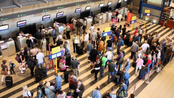 According to experts, infectious agents can live in humans during their incubation period -- the time between infection and the onset of symptoms -- meaning that travelers can transmit an infection to another region even though they don't appear to be sick. International tourist arrivals reached a record of almost 1.2 billion in 2015.