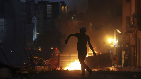 If a country is on the brink of breakdown from civil unrest, its ability to handle an intense and sudden outbreak could bring its people to their knees -- and allow the infection to flourish.