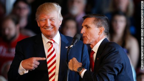 Trump tweets: Flynn had nothing to hide