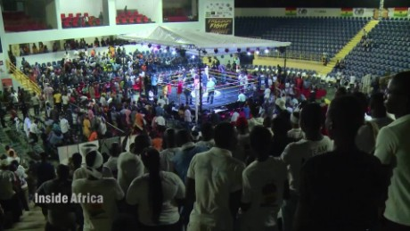 Inside Africa Amateur boxing in Ghana_00001307