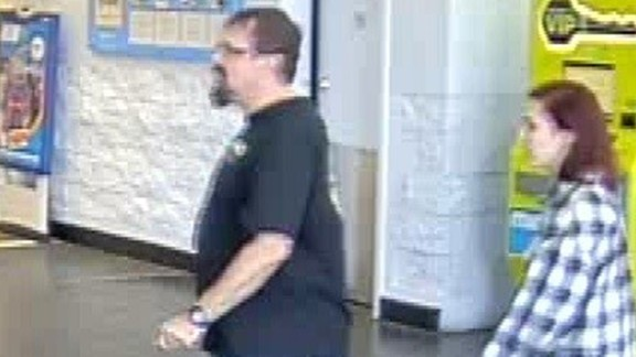 Tad Cummins and Elizabeth Thomas were last seen at an Oklahoma City Walmart.