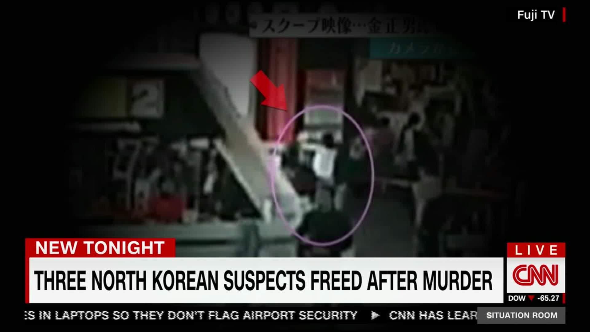 N Korea assassination: N Koreans released