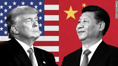A peek inside Trumps chaotic trade war