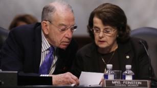 Senators' frustration with Trump on DACA bubbles up at hearing