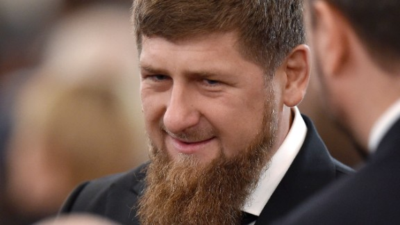 Chechnya's leader Ramzan Kadyrov is backed by Moscow.