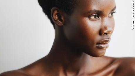 cc19ac60ded Meet the African models breaking barriers - CNN Style