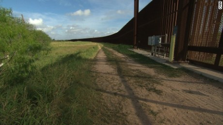 Trump seeks $1.6 billion for border wall 'bricks and mortar'