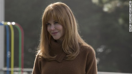 "Nicole Kidman is one of the stars in ""Big Little Lies."""