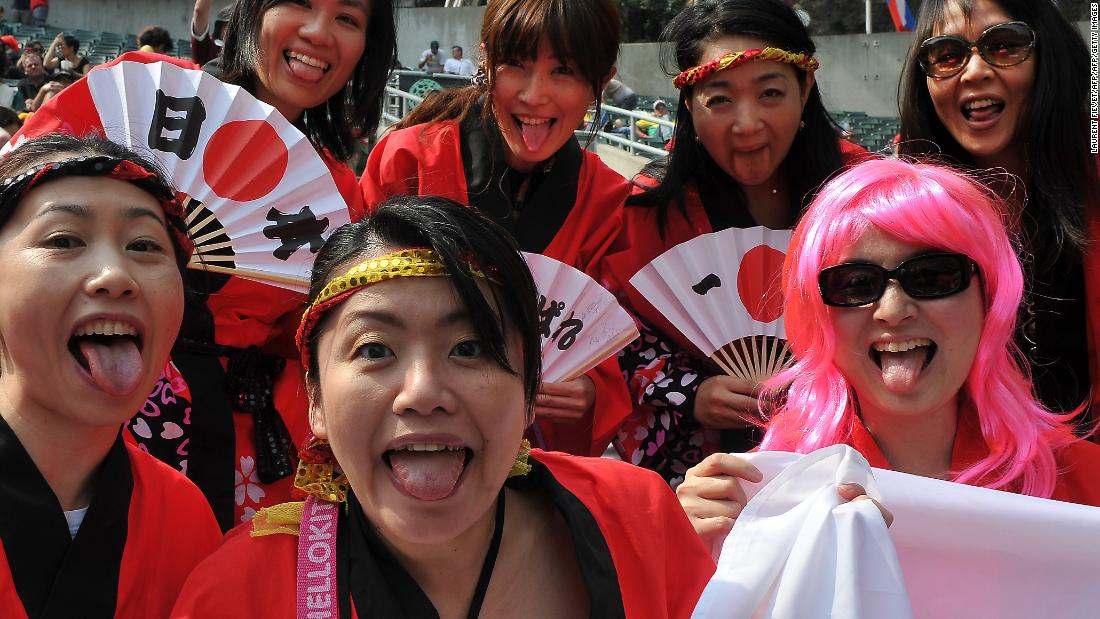The Hong Kong Sevens event is known for its party atmosphere in the stands as much as for its entertainment on the pitch. It forms part of the Rugby Sevens World Series.