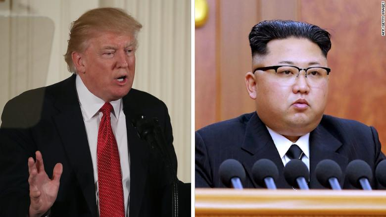 South Korea: Trump will meet with Kim Jong Un