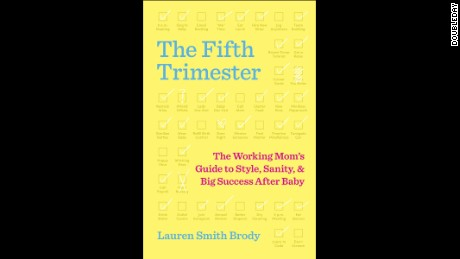 """The Fifth Trimester"" includes tips and advice for new mothers returning to work."
