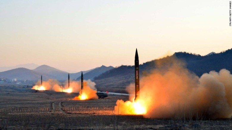 US to test ability to shoot down NK missiles